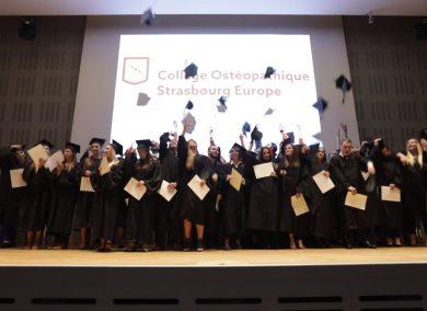 COS Europe – Remise des diplômes 2018 en vidéo